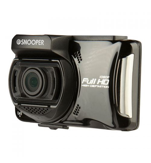 Snooper DVR-4HD - 1080p HD In Car Dash Camera