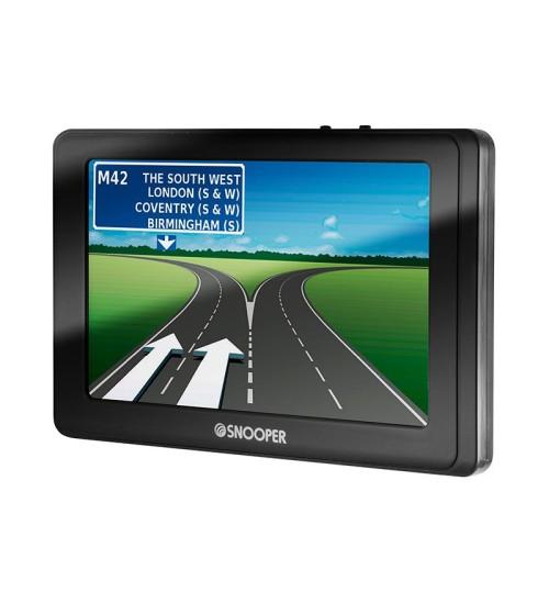 Snooper Ventura Pro SC5800 DVR Navigation System (EU Mapping)