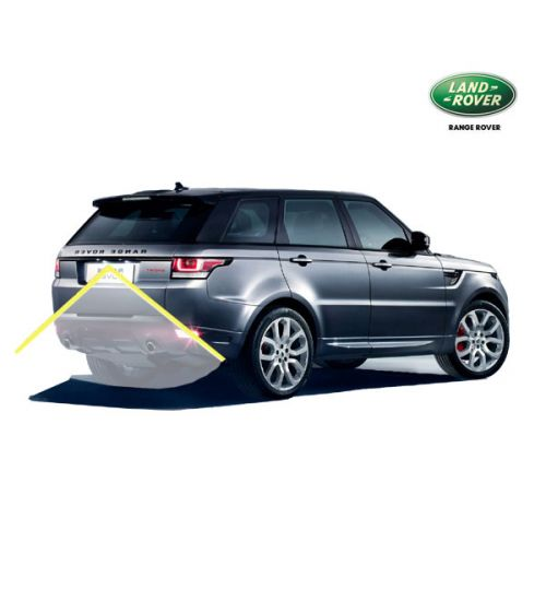 Rear View Camera Kit for Range Rover Sport MK1 with Generation 2 Headunit