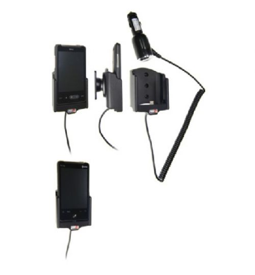 512142 Active holder with cig-plug for the HTC HD mini