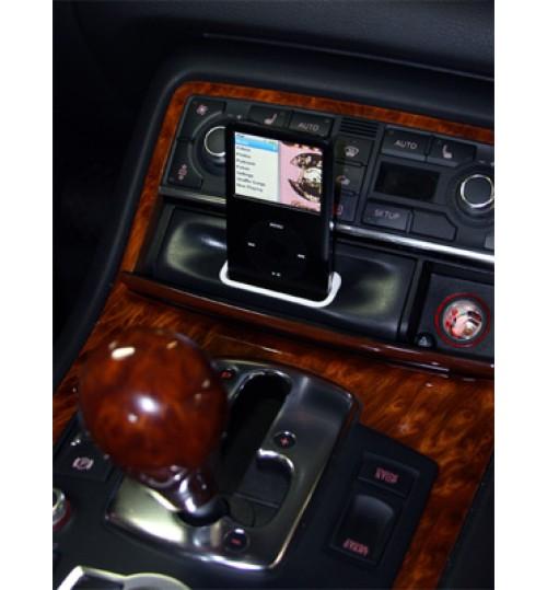 Audi A8 (D3) SPEC.DOCK iPOD/ iPHONE DOCK 2002-2009 AUDID3V4I30P