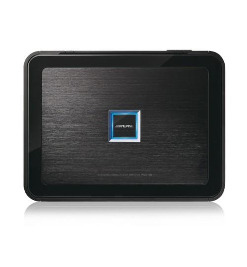 Alpine PDX-V9 - 1600W 4-Channel + Mono Digital Power Amplifier