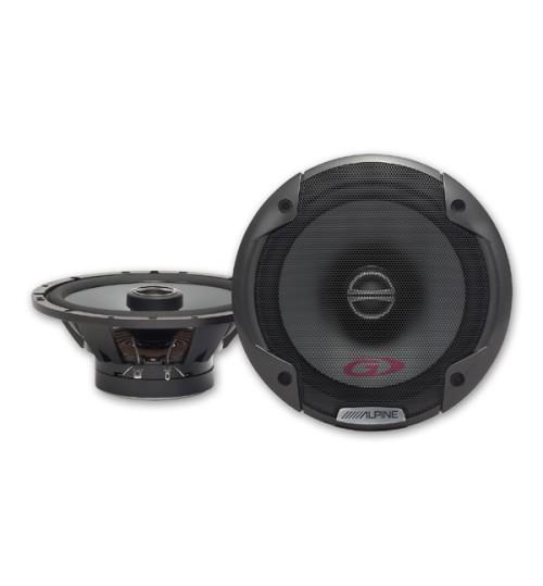 "Alpine SPG-17C2 - Type-G Series 6-1/2"" 16.5cm 2-way 240W Coaxial Car Speakers"