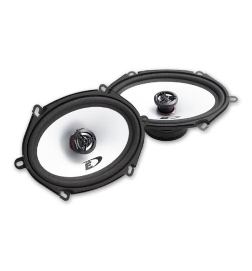 "Alpine SXE-5725S - 5""x7"" 12.5x17.5cm 200W Coaxial 2-Way Custom Fit Speaker"