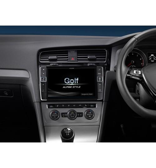 Alpine X903D-G7R Car Stereo System - DAB Bluetooth Apple Carplay Android Auto