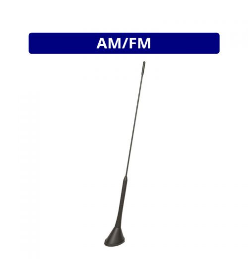AM/FM Roof Mount Antenna - Active Whip - ANC7677880