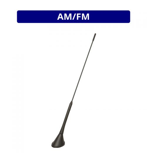 Calearo AM/FM Active Roof Mount Antenna  - ANC7677874