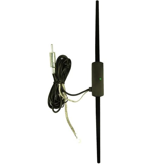 Celsus AN7920 AM/FM Active Screen Mount Antenna