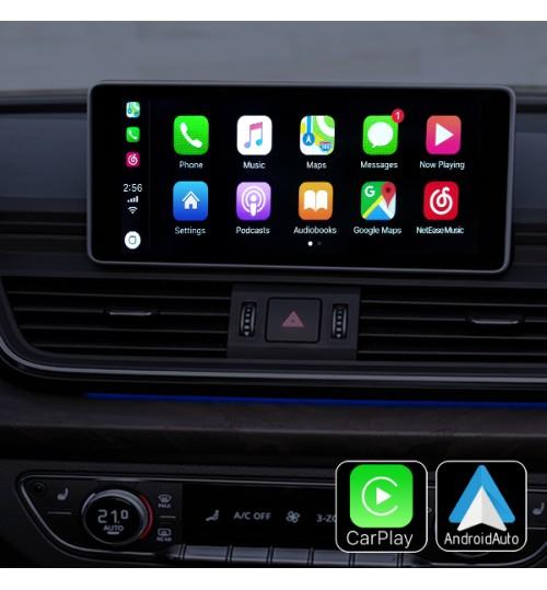 Audi Wireless Apple CarPlay & Android Auto Retrofit Upgrade (MIB 2)