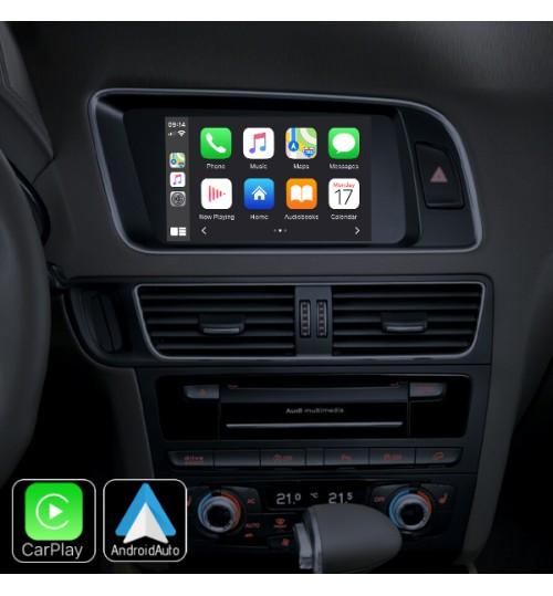 Audi Wireless Apple CarPlay & Android Auto Retrofit Upgrade (MMI 3G)