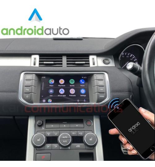 Land Rover Range Rover Evoque & Discovery Sport  Wireless Apple CarPlay & Android Auto Retrofit Upgrade (Gen4)
