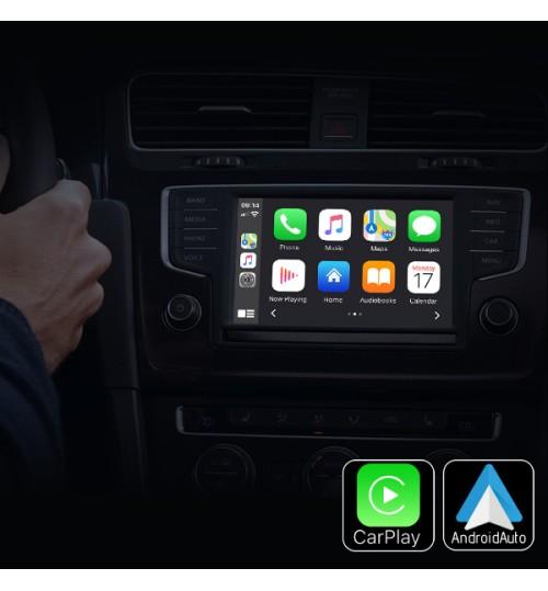 Volkswagen (VW) Wireless Apple CarPlay & Android Auto Retrofit Upgrade (MIB 2 STD)
