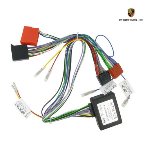 Connects2 Active System Stereo Wiring Harness For Porsche - CT53-PO01