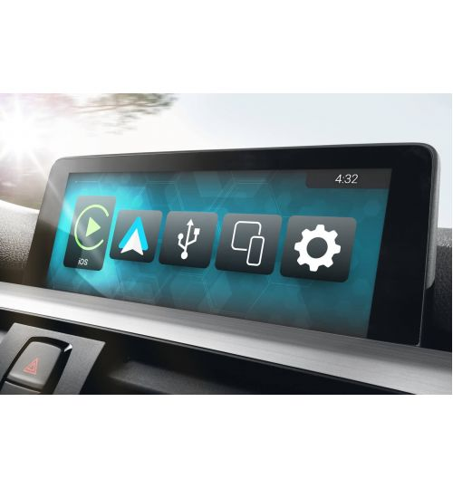 Bimmer-tech Android Auto Mirroring MMI Prime for BMW