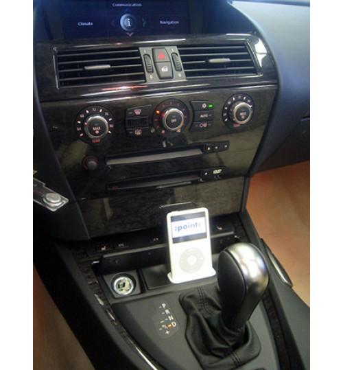 BMW 6 SERIES (E63) SPEC.DOCK iPOD / iPHONE LIGHTNING DOCK BMWE63V4ILHT