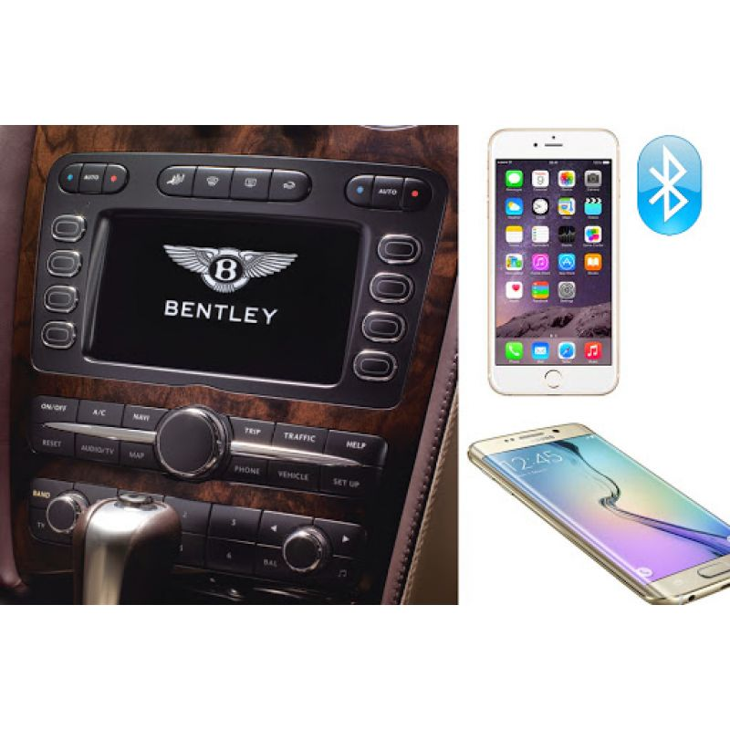 Bentley Continental GT / GTC / Flying Spur Bluetooth