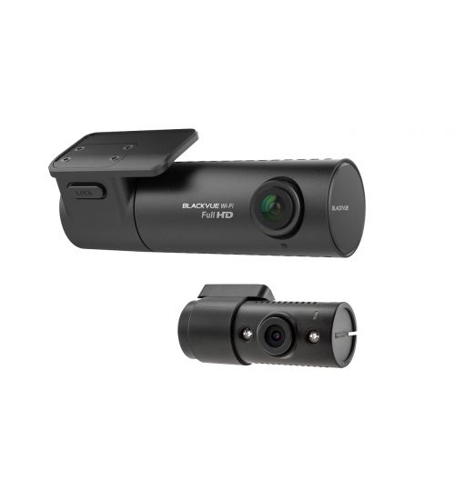 BlackVue DR590W-2CH-IR FHD Dashcam - 1080p WIFI 30fps - 16GB