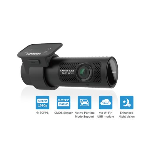 BlackVue DR750X-1CH FHD Cloud Dashcam - 1080p