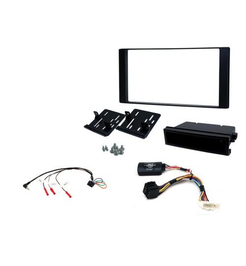 Connects2 Car Stereo Fitting Kit Double DIN Facia Radio Installation For Subaru - CTKSU01