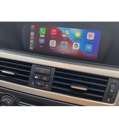 BMW CIC Wireless Apple CarPlay / Android Auto / Mirroring Retrofit Upgrade
