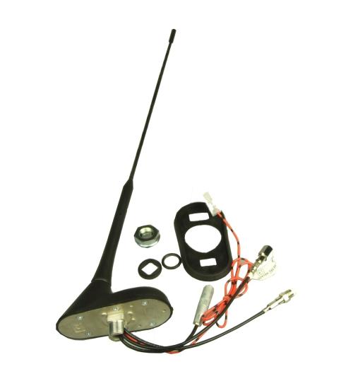 DABmotion AN104535001 - Digital Radio Combi Flex Roof Mount Antenna - DAB GPS & AM/FM