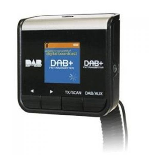 Pama PNG1220 Portable DAB Radio Receiver FM Transmitter
