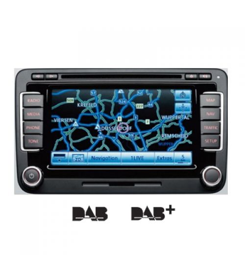 Volkswagen RNS-510 DAB Touchscreen Navigation System