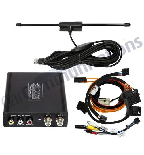 DVB-T Digital TV Tuner Interface For BMW - DVB-BM2
