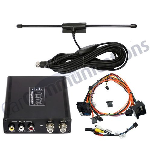 Digital TV Tuner Interface for BMW  - DVB-BM4