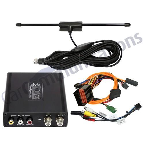 DVB-T Digital TV Tuner Interface for for Range Rover & Land Rover - DVB-LR