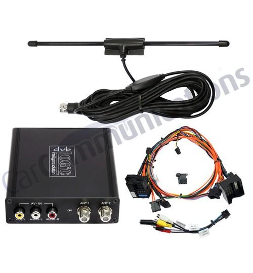 DVB-T Digital TV Tuner Interface For Mercedes with COMAND NTG2.5 - DVB-MB5