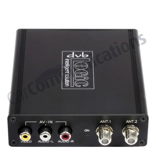 DVB-T Tuner Interface for BMW iDrive