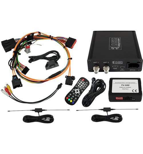 DVB-T Digital TV Tuner Interface for Land Rover Discovery 4, Range Rover - DVB2-LR1