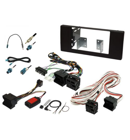 Car Stereo Fitting Kit - Double DIN BMW X5 E53