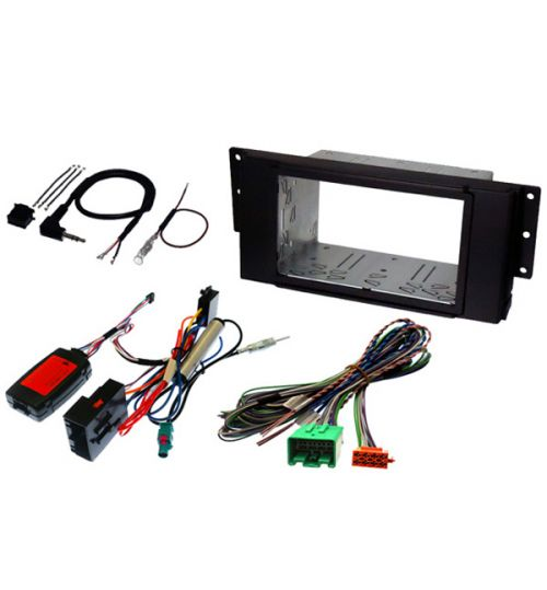 Retrofit Car Stereo Fitting Kit - Range Rover Sport - Discovery 3