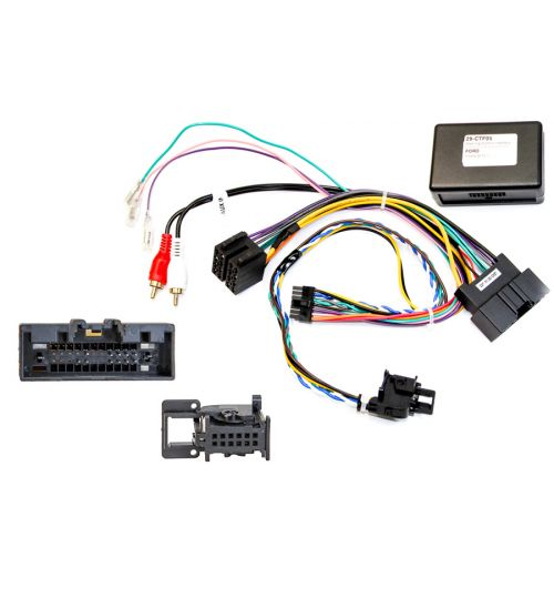 CAN Steering Wheel Control Interface - Ford Fiesta