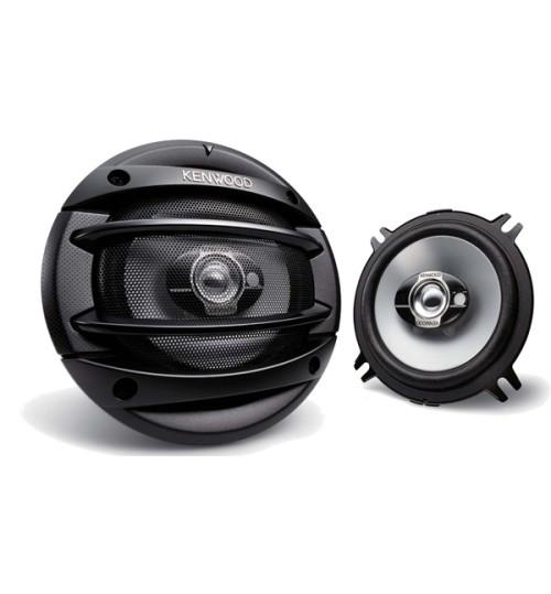 "Kenwood KFC-E1364 - 13cm 5"" 3-way 150W Flush Mount Coaxial Car Speaker System"