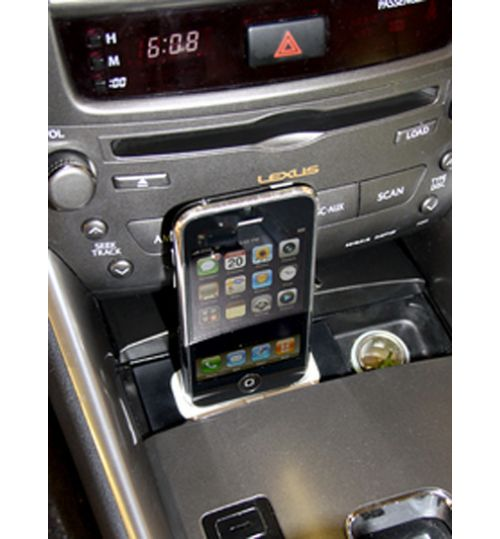 Lexus GS300, 430, 450h, 350, 460 SPEC.DOCK iPOD/ iPHONE DOCK 2005+ LEXIS25V2I