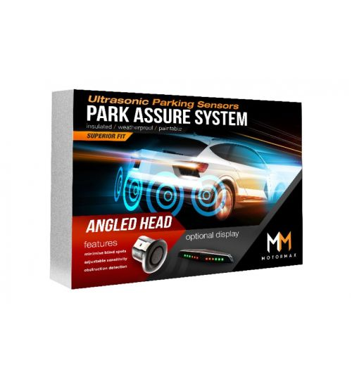 Rear Audible Parking Sensors - Angled Head Set - MM05MB