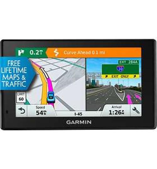 "Garmin DriveSmart 50LMT-D 5"" Sat Nav with UK & Ireland & Full Europe Lifetime Maps and Traffic"