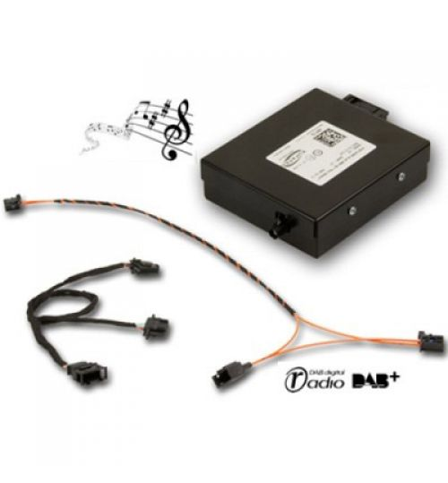 39702 - FISTUNE DAB, DAB + Integration For Audi A4, A5, A6, A8, Q7 - All with MMI 2G