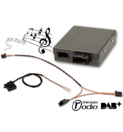 39703 - FISTUNE DAB, DAB + Integration For Audi A1, A4, A5, A6, A7, A8, Q3, Q5, Q7 - All with MMI 3G / 3G+ (HIGH)