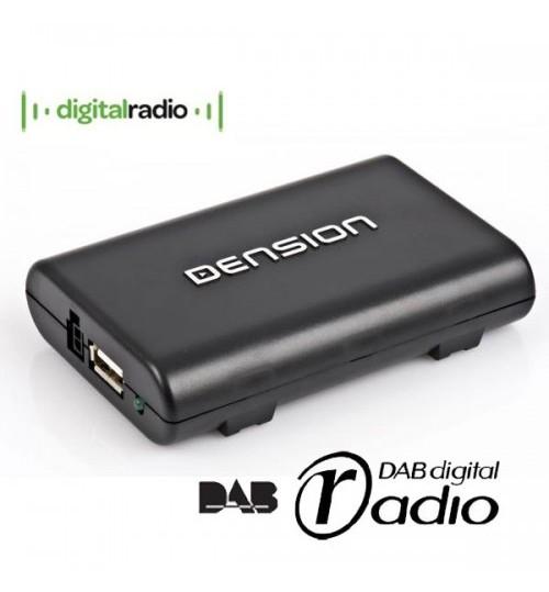 Dension DAB+G for Gateway Pro BT and Gateway 500S BT DBG1GEN