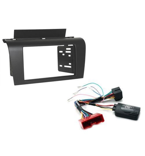 Connects2 Car Stereo Fitting Kit Double DIN Facia Radio Installation For Mazda - CTKMZ05