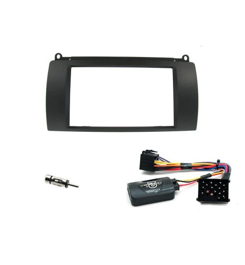Connects2 Car Stereo Fitting Kit Double DIN Facia Radio Installation For Rover - CTKRO01