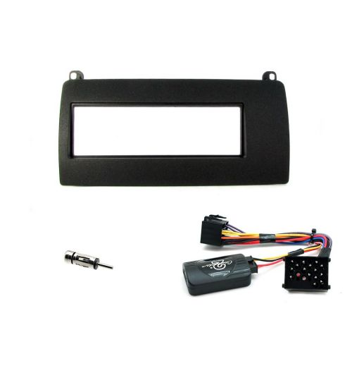 Connects2 Car Stereo Fitting Kit Single DIN Facia Radio Installation For Rover - CTKRO02