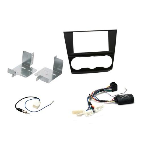Connects2 Car Stereo Fitting Kit Double DIN Facia Radio Installation For Subaru - CTKSU02