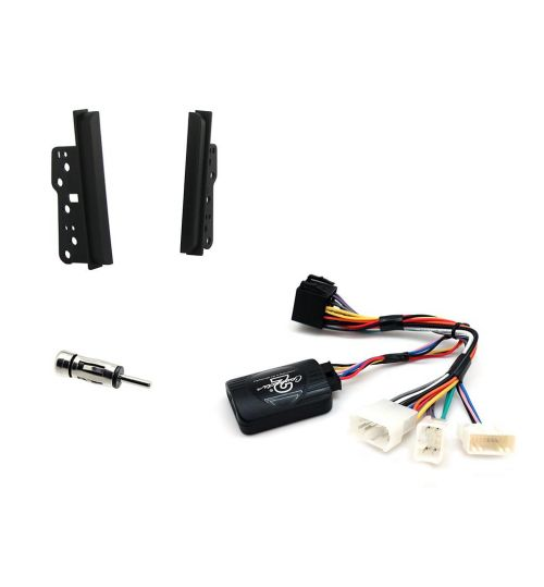 Connects2 Car Stereo Fitting Kit Double DIN Facia Radio Installation For Toyota - CTKTY14