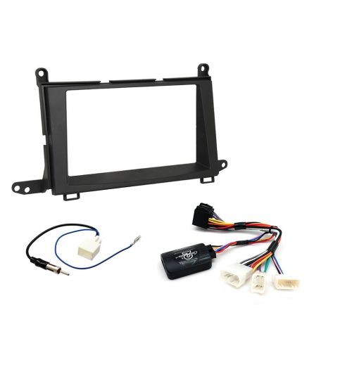 Connects2 Car Stereo Kit Double DIN Facia Radio Installation For Toyota - CTKTY16