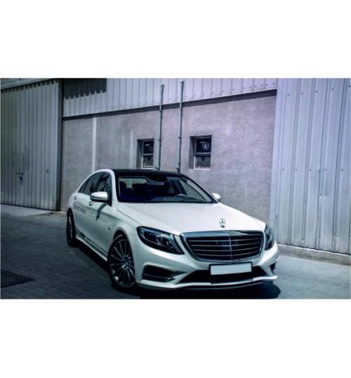Video in Motion Mercedes S Class 2014> (W221VIM)